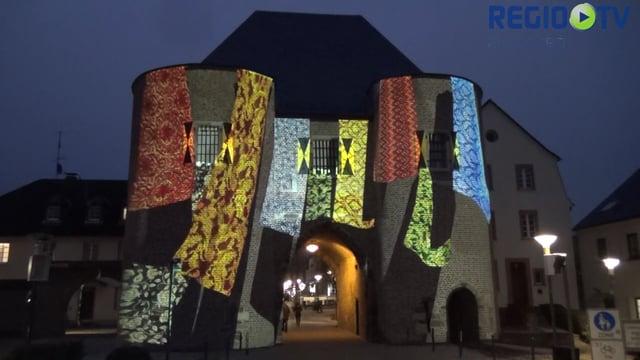 Hausmann Bergheim ein ganz besonderes event bergheim leuchtet regiotv rhein erft
