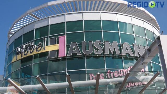 Große Neueröffnung Bei Möbel Hausmann Regiotv Rhein Erft